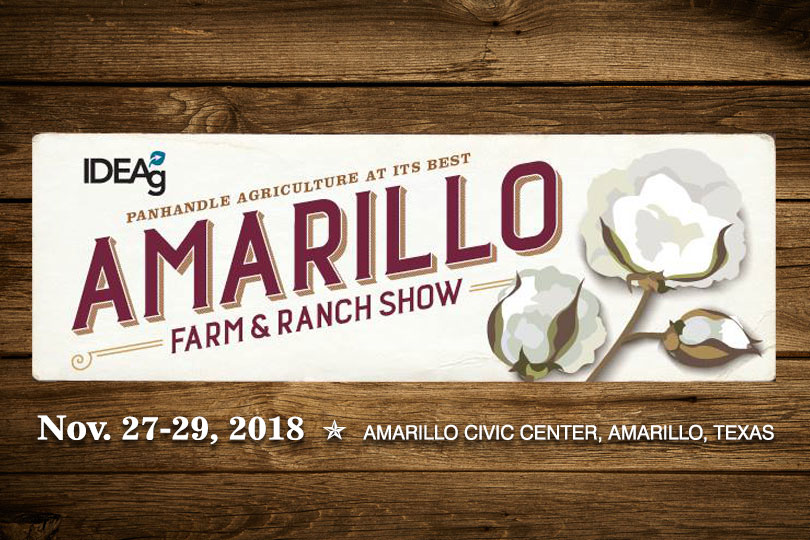 Amarillo Farm and Ranch Show 12/3-12/5